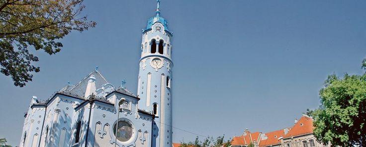 A pozsonyi Kék templom, TájGazda