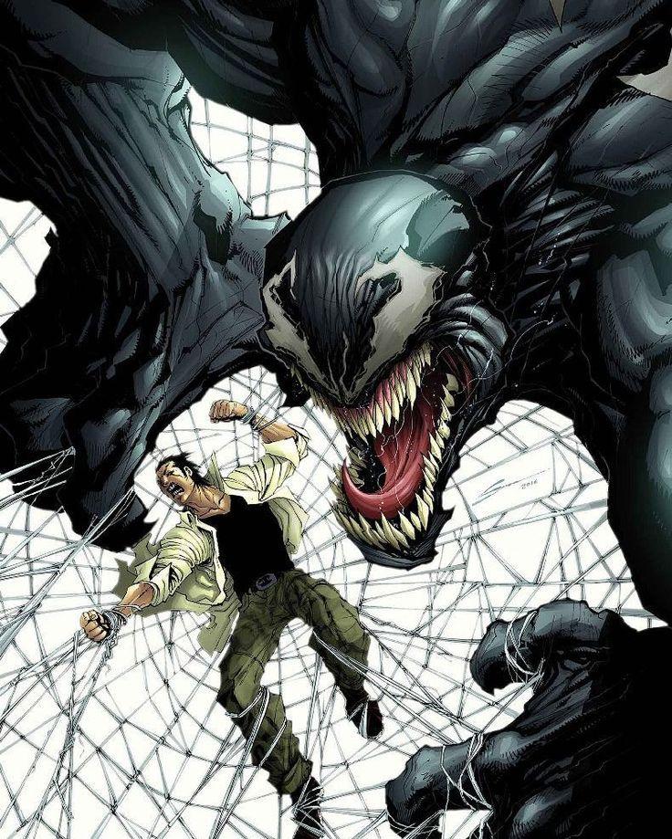 Venom (Volume 3) 3 Cover. #Venom #Klyntar #VenomComics #SecretWars #Battleworld #AlienSymbiote #VenomSymbiote #AlienCostume #LethalProtector #VenomSpaceKnight #SinisterSpiderMan #SuperiorVenom #AgentVenom #PlanetoftheSymbiotes #TeethandTongue #BlackSpirit #SpiderMan #Earth616 #Superheroes #Marvel #MarvelNOW #MarvelUniverse #MarvelComics #Comics #ComicBooks #MikeCosta #GerardoSandoval #ComicsDune
