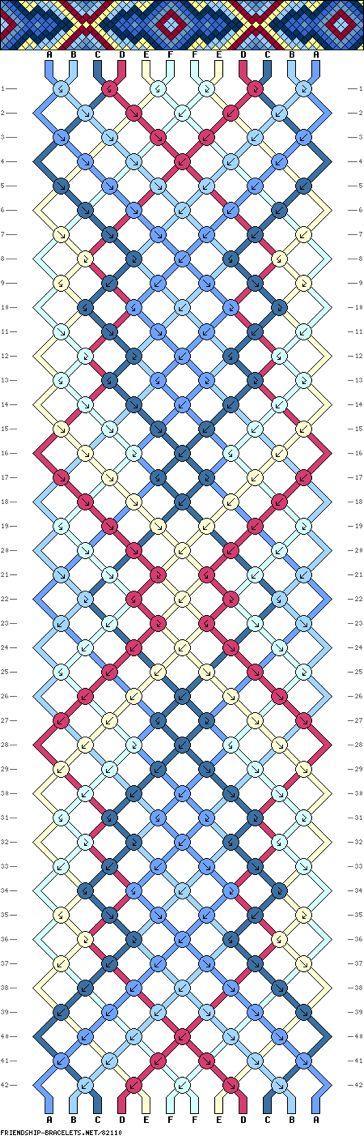 http://friendship-bracelets.net/pattern.php?id=82110