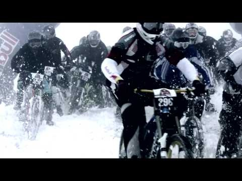 [Next] » »  http://www.vevo.declarationlove.com/?p=16549 | Some Of The Greatest North American And European Riders Competed In The Canadian Mass Start Downhill Mountain Bike Race On Whistler Mountain.     Here There Is No Such Thing As Bad Riding Conditions. Everything Is Welcome From Snow, Mud, And Gnarly Root Infested Single Track.     Men And...