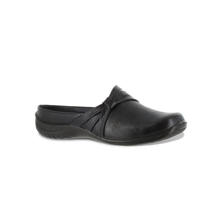 Easy Street Ease Comfort Women's Clogs, Size: medium (9), Black
