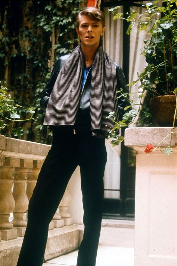 Image result for david bowie paris 1977
