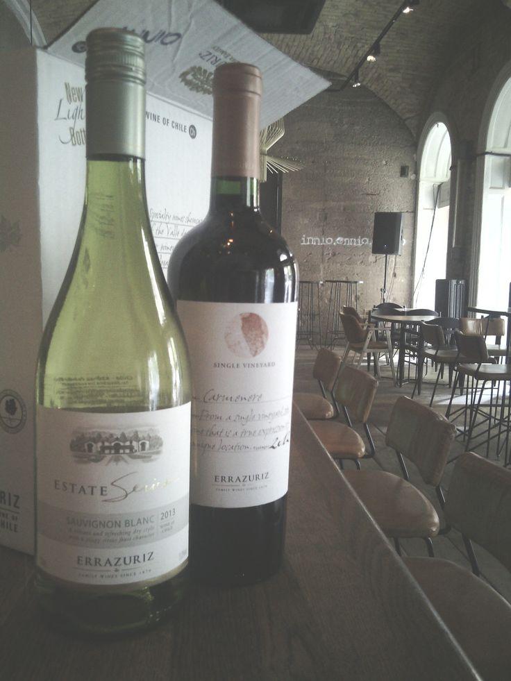 Errazuriz!!! Budapest!  Innio Wine Bar