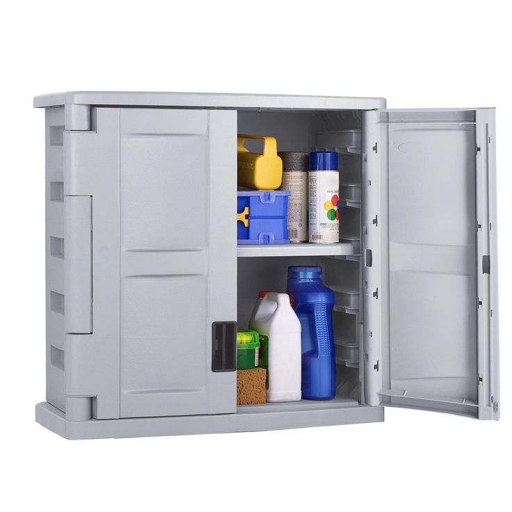 Sears Plastic Storage Cabinets