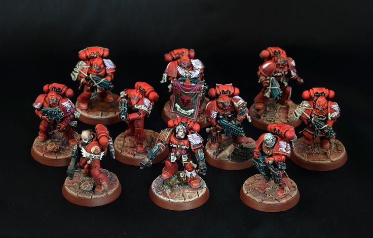 Le Blog dé Kouzes: Blood Angels