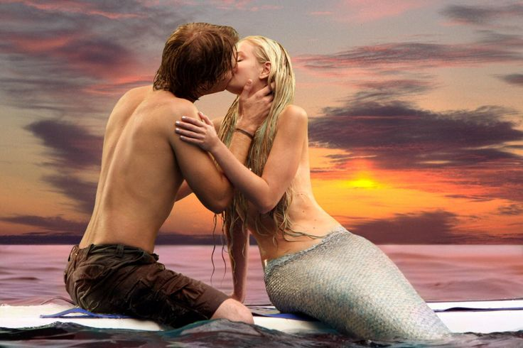 I've always wanted to be a mermaid(: i loved her hair in the movie!