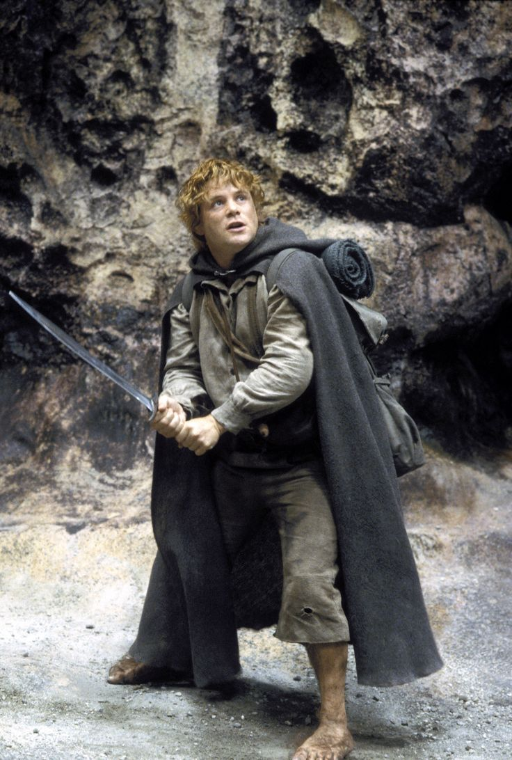 Happy Birthday to Samwise Gamgee (April 6th)!