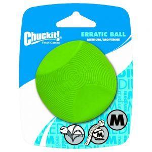 Spielbälle, Hundeball, Gummiball zum Discountpreis % bei bitiba: Chuckit! Erratic Ball