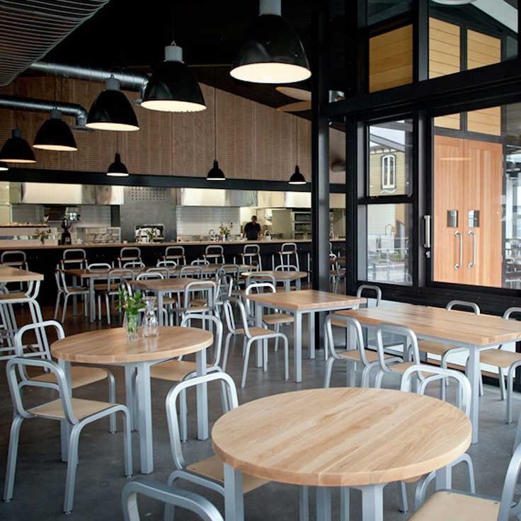 """Prefab is an """"all in one eatery, coffee roastery, community hub, events facility and showcase for New Zealand design"""" in #Wellington."""