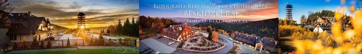 Fotografia reklamowa dla Hotelu&Spa Beskidzki Raj -