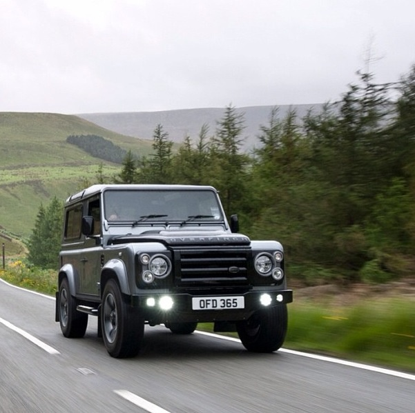 Overfinch Land Rover Defender