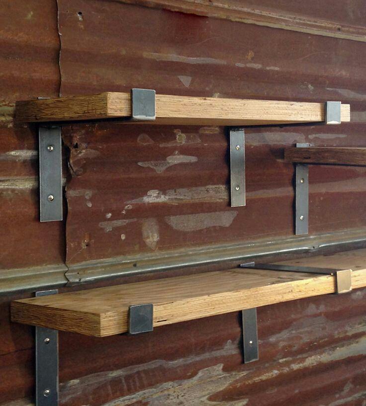 Kitchen Shelf Brackets Wood: 77 Best Kitchen Shelf Images On Pinterest