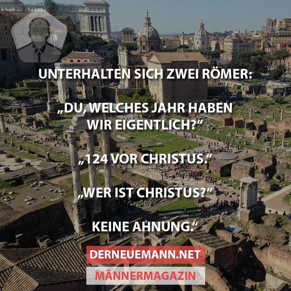 Unterhalten sich 2 Römer #derneuemann #humor #lustig #spaß