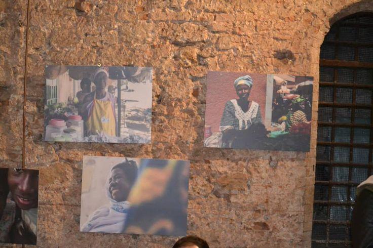 Photos exhibition by Tamat - Foto del Burkina Faso e Mali allestite da Tamat