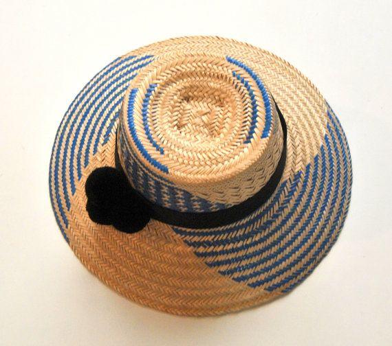 Sombrero hecho a mano para ella pieza unica por SHICATO en Etsy