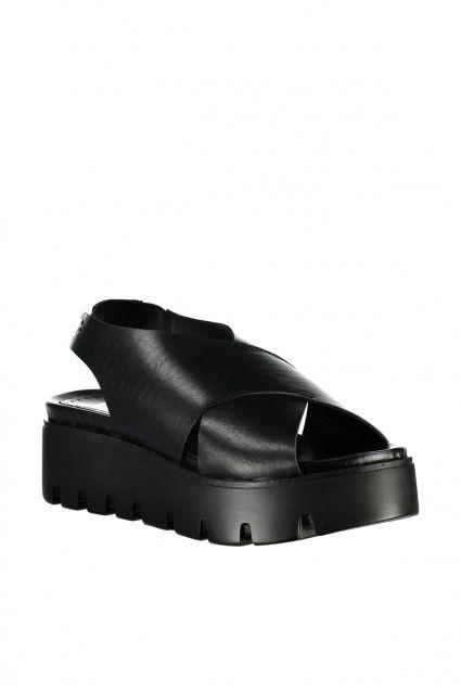Siyah Sandalet Z0710031109