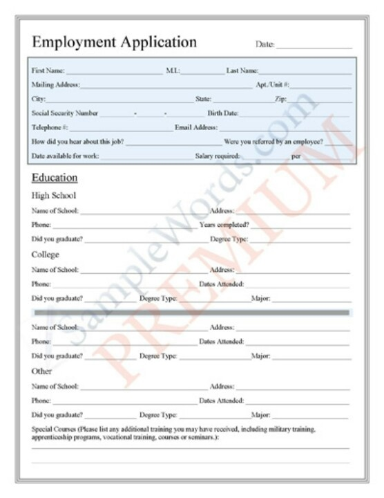 The 25+ best Registration form sample ideas on Pinterest Diapers - admission form format for school