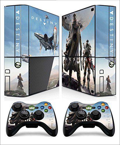 Destiny Xbox 360 E Slim (Vertical) Skin, 2015 Amazon Top Rated Faceplates, Protectors & Skins #VideoGames