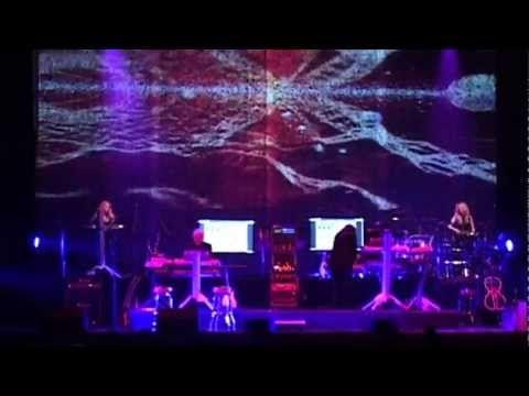 Tangerine Dream Live in Zürich 2012: »Ricochet« (1/16) - YouTube