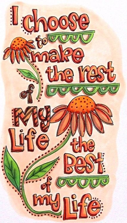 A Postive Mental Attitude goes a LONG way :-)