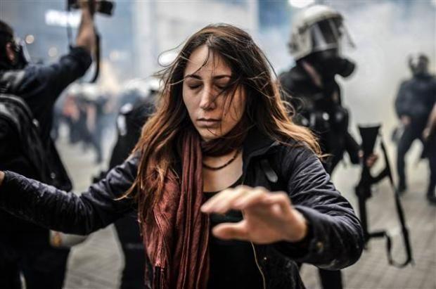 Gezi'nin yıldönümünü