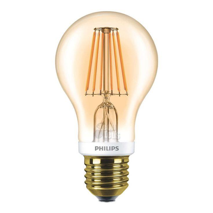 Bombilla LED Philips Vintage E27