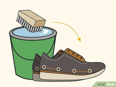 how to clean sperrys inside