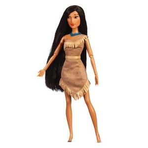 Disney Princess Pocahontas Doll — 12""