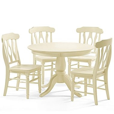 Dining set belmont jcpenney fluffin 39 my nest for Jcpenney dining room chairs