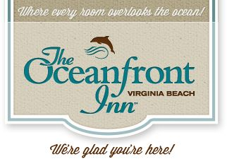 Oceanfront Inn.... This hotel is right on the boardwalk in the heart of Virginia Beach, VA