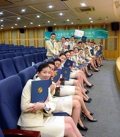 ✩ KOREAN AIR ✩ IN ACTION  Flight Attendant | Cabin Crew ✩ 대한항공 승무원 ✩ ❛Angels of the Sky❜ ★항공승무원블로그★ :: 대한항공 승무원 연봉 복지는?