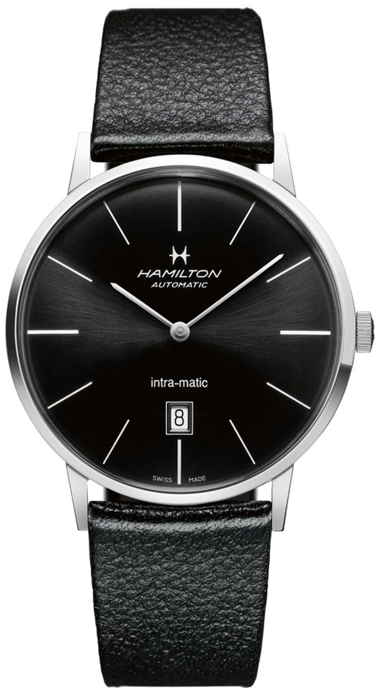 H38755731 - Authorized Hamilton watch dealer - Mens Hamilton Intra-Matic, Hamilton watch, Hamilton watches