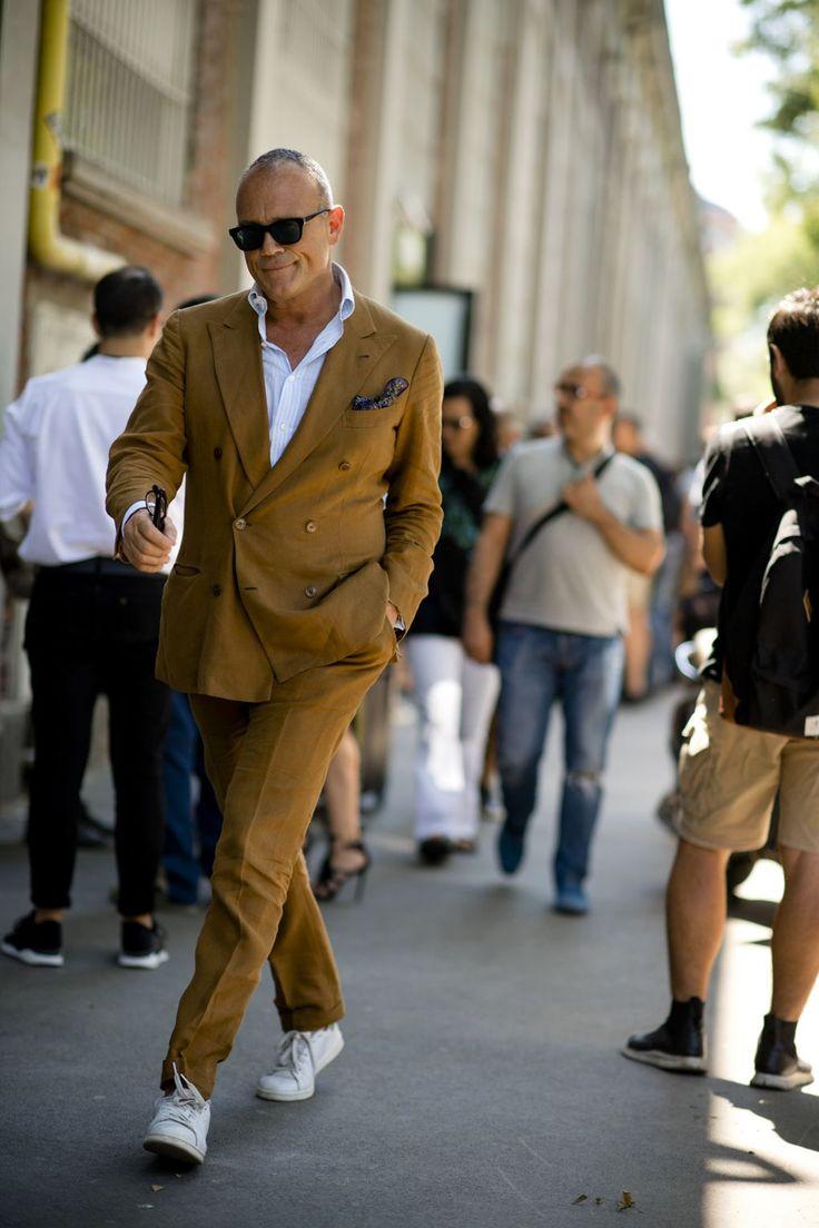 Milan Men's Fashion Week SS18: the strongest street style