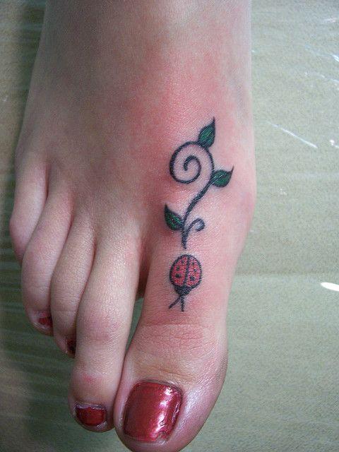 If I ever got a tattoo...