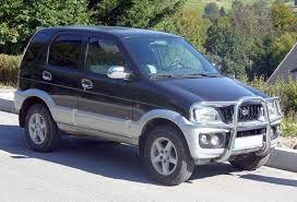Daihatsu Terios Plus