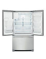 Réfrigérateur à double porte Frigidaire Gallery de 27,8 pi cu avec distributeur de glaçons et d'eau