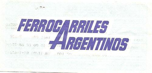 Ferrocarriles Argentinos postales de nuestra historia