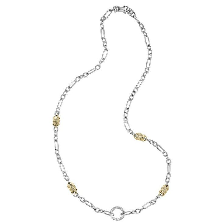 Add this gorgeous diamond necklace to your wardrobe!