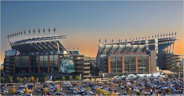 Philadelphia Eagles' Stadium Is Becoming Energy Self-Sufficient - NYTimes.com