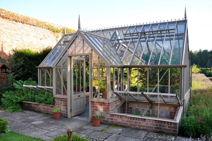 25 beautiful traditional greenhouses ideas on pinterest for Traditional garden buildings