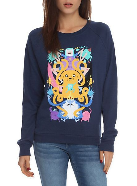 Adventure Time Merchandise: Backpacks, Shirts & More! | Hot Topic