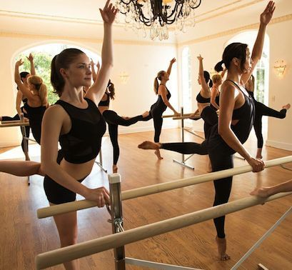 Can't make it to the studio? Dancer Jason Wimberly has created this simple 6-move barre workout that you can do anywhere! Ballet-Based fitness is perfect for women because it creates long lean muscles. http://www.self.com/gallery/barre-workout-to-do-anywhere