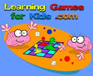 Great site for building math and language skills for preschool and elementary school kids.
