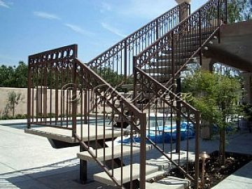 Prefab Stairs: Good Touch For Good Purpose : Prefab Metal Outdoor Stairs  Bradysantos.com