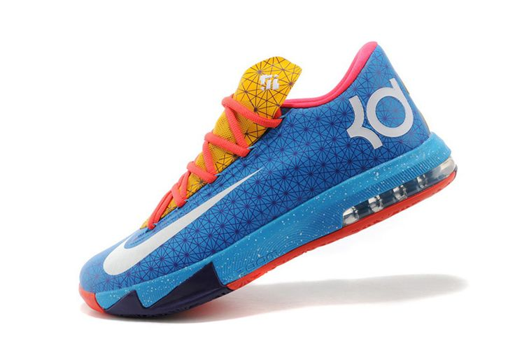 """http://www.jordan2u.com/nike-kevin-durant-kd-6-vi-year-of-the-horse-online-for-sale.html Only$70.00 #NIKE KEVIN DURANT KD 6 VI """"YEAR OF THE HORSE"""" ONLINE FOR SALE Free Shipping!"""
