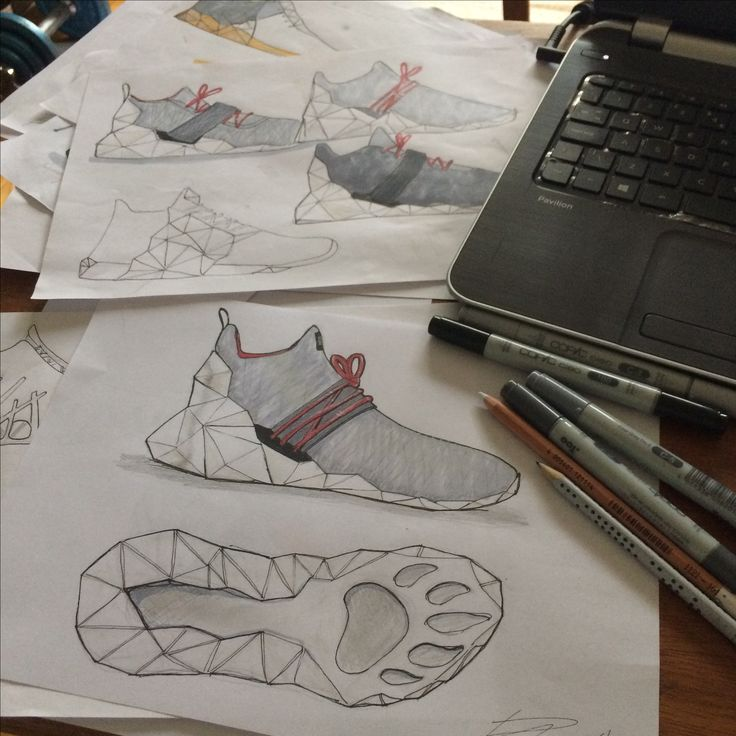 Polar bear entry to world sneaker championship 2107  #sneakerdesign