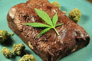 The Perfect Weed Brownie Recipe by Mike When making 'marijuana edibles', you don't just throw the marijuana buds into the food and chow down, believe it or not. The THC (tetra-hydro-cannibol - the main active ingredient in marijuana) must first be extracted into a butter or oil mixture and then...