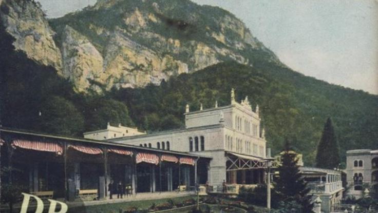 Baile Herculane - 1907