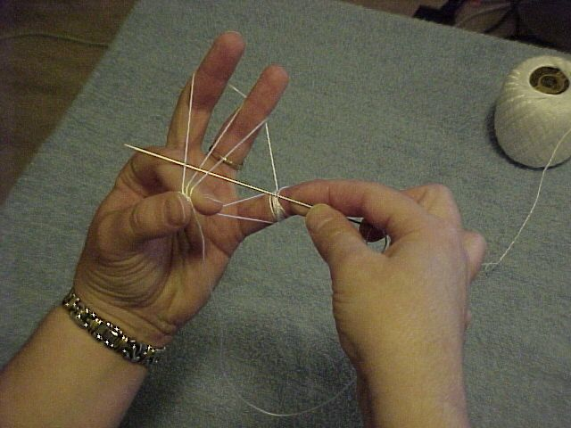 First Needle Tatting Patterns   Needle Tatting Cluny Leaves by Hand