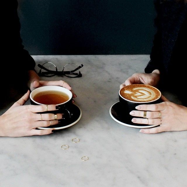 coffee and tea dating site